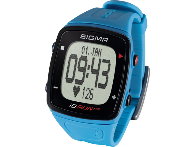 SIGMA SPORT ID.Run HR Heart Rate Monitor blue